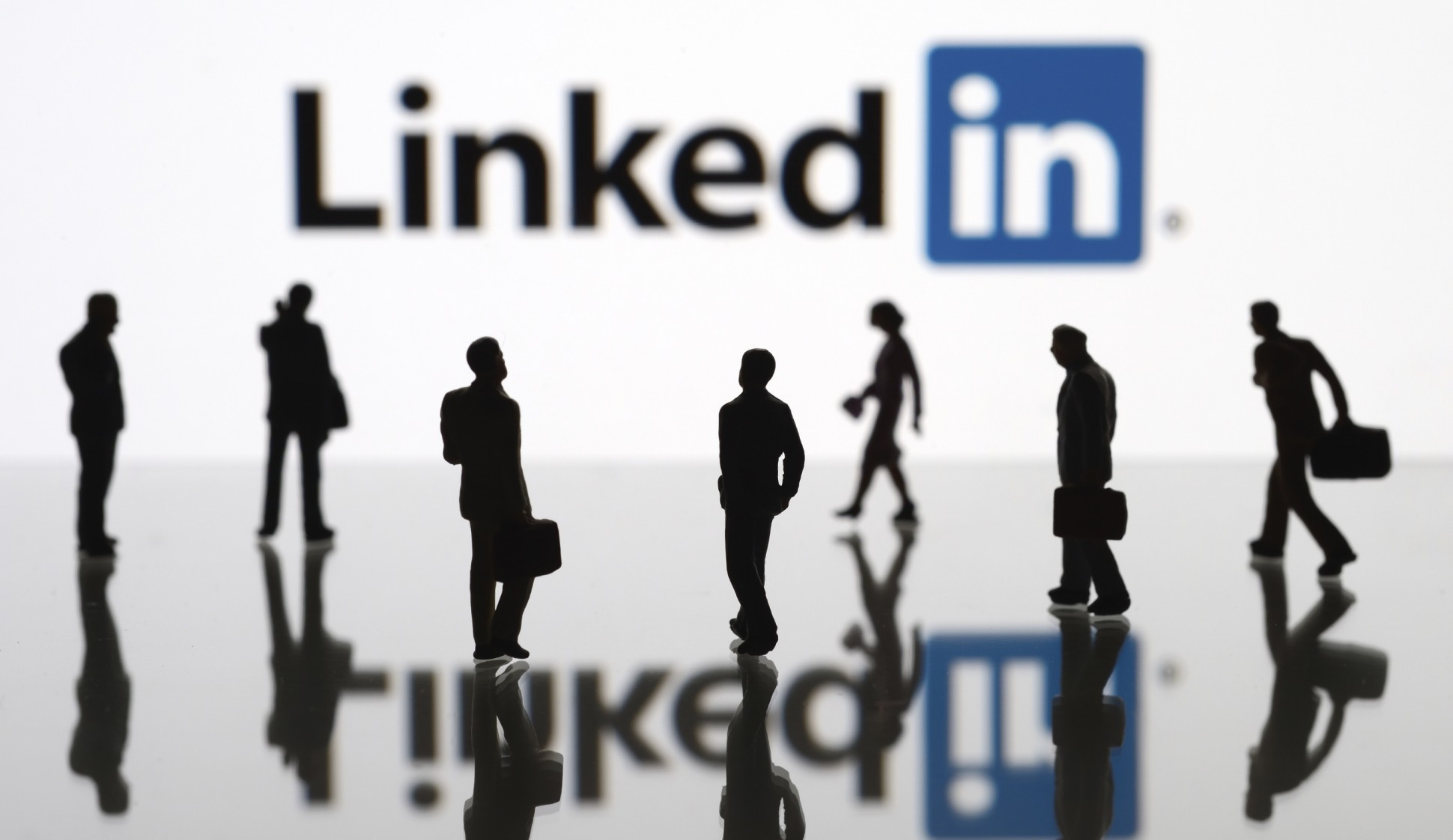 Using LinkedIn to improve your job search...